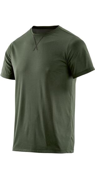Skins Avatar Hardloopshirt korte mouwen Heren grijs